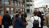 fotoUniversity of Brighton visits pilot sites in Ostend